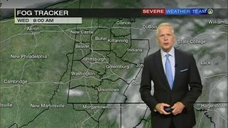 Chief meteorologist Stephen Cropper