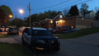 Woman shot by husband at home in West Mifflin