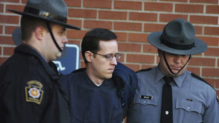 Eric Frein sentenced to death for ambush that killed state trooper