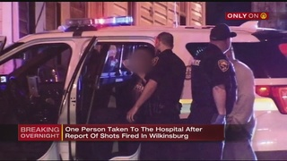 One person taken to hospital after shooting in Wilkinsburg