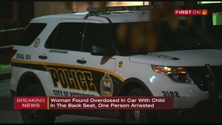 Police: Woman overdoses in police station parking lot with child in car;…
