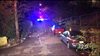 PHOTOS: Shooting on Morrow Street in Wilkinsburg