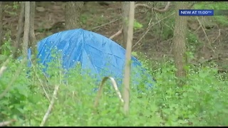 North Side residents fuming over homeless camp