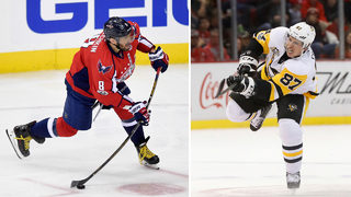 Penguins, Caps arrive at showdown with key differences from