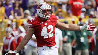 Steelers select linebacker TJ Watt in first round of NFL Draft