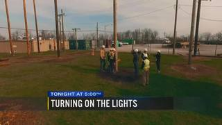 11 investigates: Turning on the lights