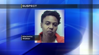 Woman accused of stealing car with child inside, setting car on fire