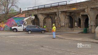 TONIGHT AT 5: Crumbling railroad bridges raise concerns throughout area