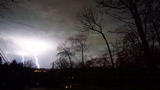 PHOTOS: Storms roll through Pittsburgh region (4/27/17)