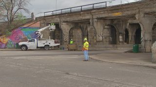 11 INVESTIGATES Crumbling railroad bridges raise concerns throughout area