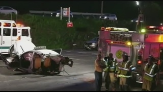 Second person dies after multi-vehicle crash on Route 30
