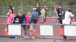 RAW: Avonworth students walk for Hannah Milbert Memorial Fund