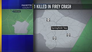 1 dead after crash in Fayette County