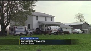 1-year-old boy dies after falling into pond