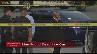 Man shot, killed inside of car in neighborhood