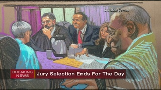 11 jurors chosen in Cosby sex assault trial; selection continues Tuesday