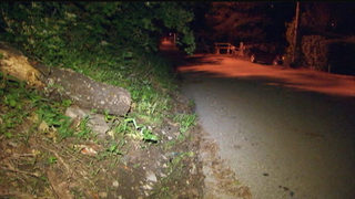 2 adults overdosing, child found in car nearly crashed over hillside