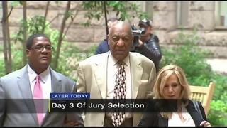 Cosby lawyers criticize lack of minority jury candidates