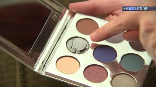 Discounted makeup sold online could be a dangerous counterfeit