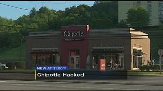 Chipotle restaurants caution customers about possible hack