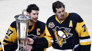 Double-OT goal sends Penguins back to Stanley Cup