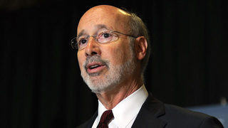 Gov. Wolf blames President Trump, Congress for spiking health coverage cost