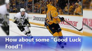 """Good Luck Food"": Most ordered food on Pens game day wins"