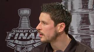 PENS ON 11: Crosby interview at Penguins Media Day