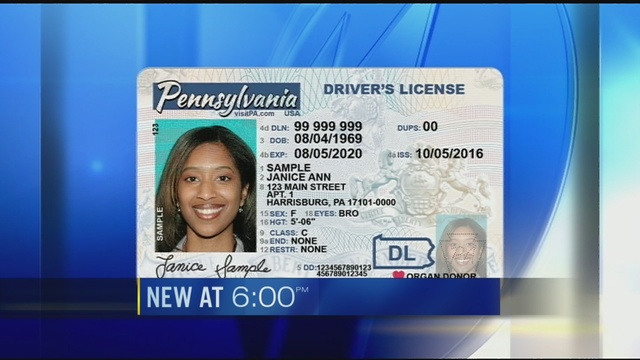 Penndot to phase in new drivers licenses id cards with enhanced 2017 cox media group ccuart Images
