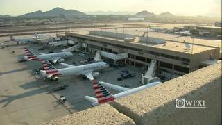 Too hot for planes: Flights cancelled as extreme heat hits Phoenix