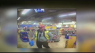 Skimmer hidden in plain sight at GetGo gas station