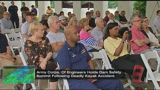 Dam safety summit held following deadly kayak accident