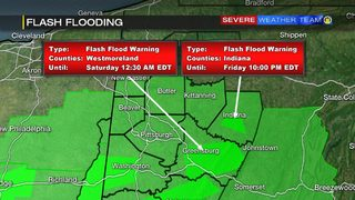 STORM TRACKER: Hour-by-hour timing of rain, T