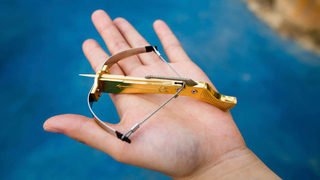 Chinese parents alarmed by mini-crossbow craze