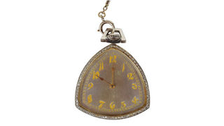 Al Capone song, pocket watch fetch over $100K at auction