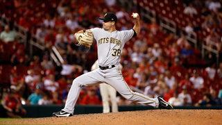 Mercer, Harrison homer in Pittsburgh