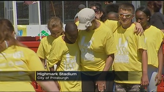Pittsburgh police builds community relations through summer games