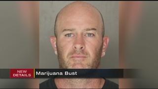 Reported marijuana grow operation found in school employee