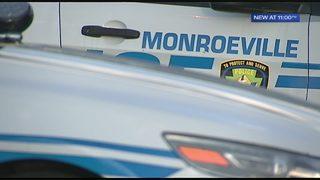 Police pursue man through school campus, 2 neighborhoods