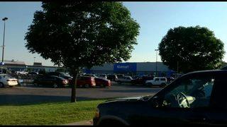 RAW VIDEO: Body found in Walmart bathroom
