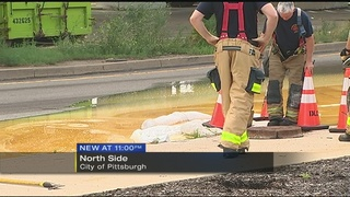 Hazmat team called to Manchester area to deal with substance leak