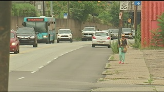 Pittsburgh plans to reduce Liberty Avenue to 3 lanes in Strip District