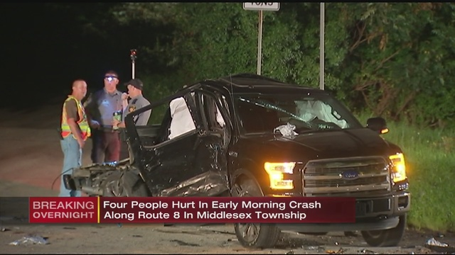 Police: Speed, alcohol a factor in Butler County crash that