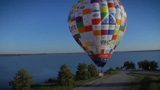 Hot air balloon honoring military families to offer rides during Regatta