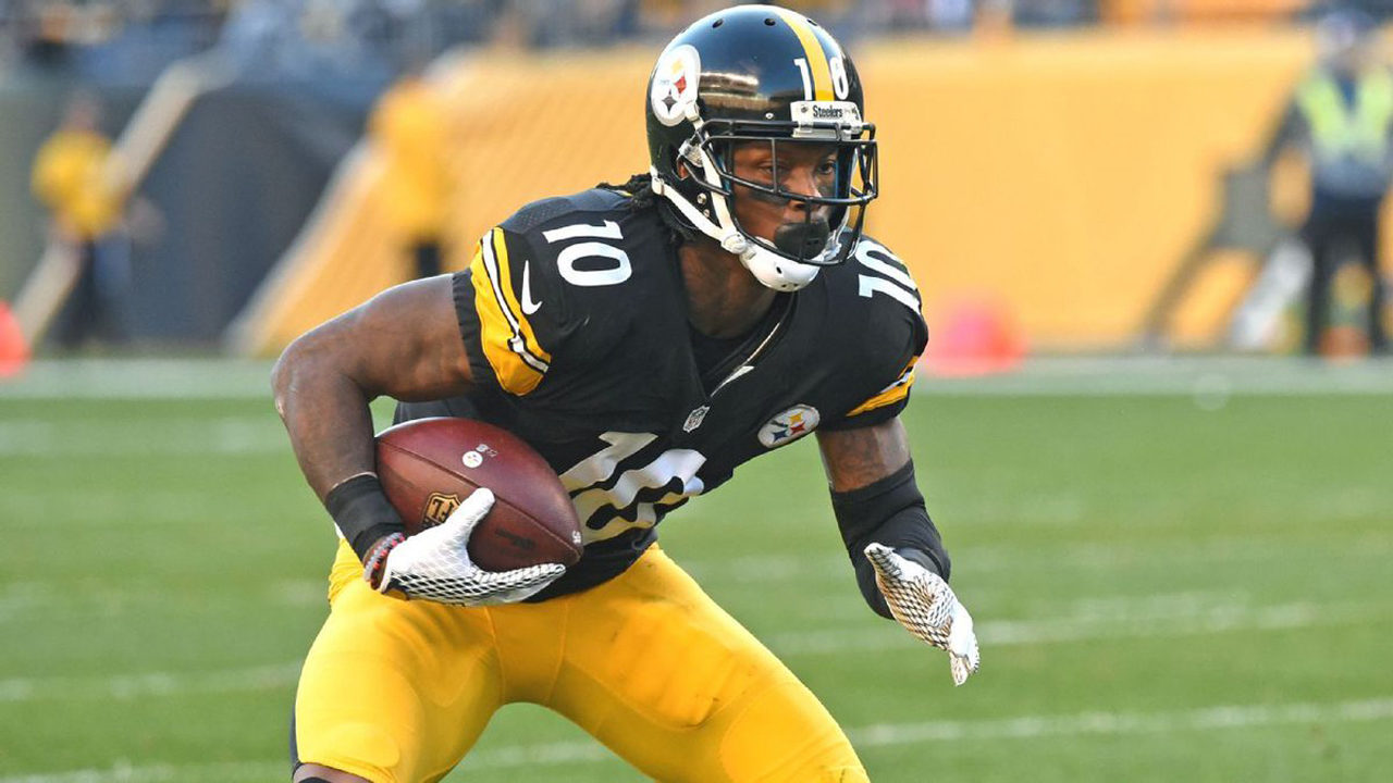 Martavis Bryant practices with Steelers for first time in a year