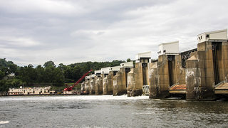 Warning buoys missing from area dams ahead of holiday weekend