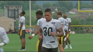 Steelers James Conner wants to play Sunday