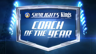 Skylights Kings Family Restaurant Coach of the Year