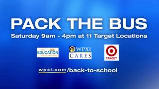 11 Cares needs your help to PACK THE BUS for local school children
