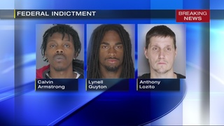 Federal grand jury indicts four charged in West End drug raid that…